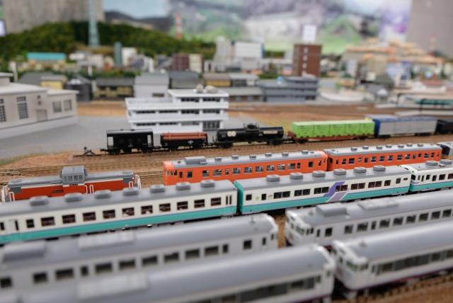 鉄道模型Nゲージ