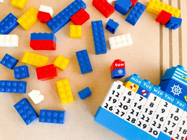 おもちゃのカレンダー