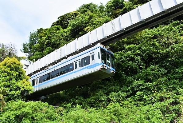 湘南モノレールの車両