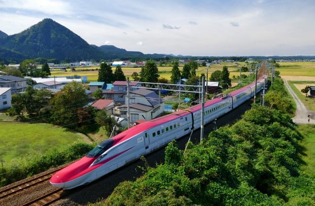 東北・秋田新幹線E6系こまち