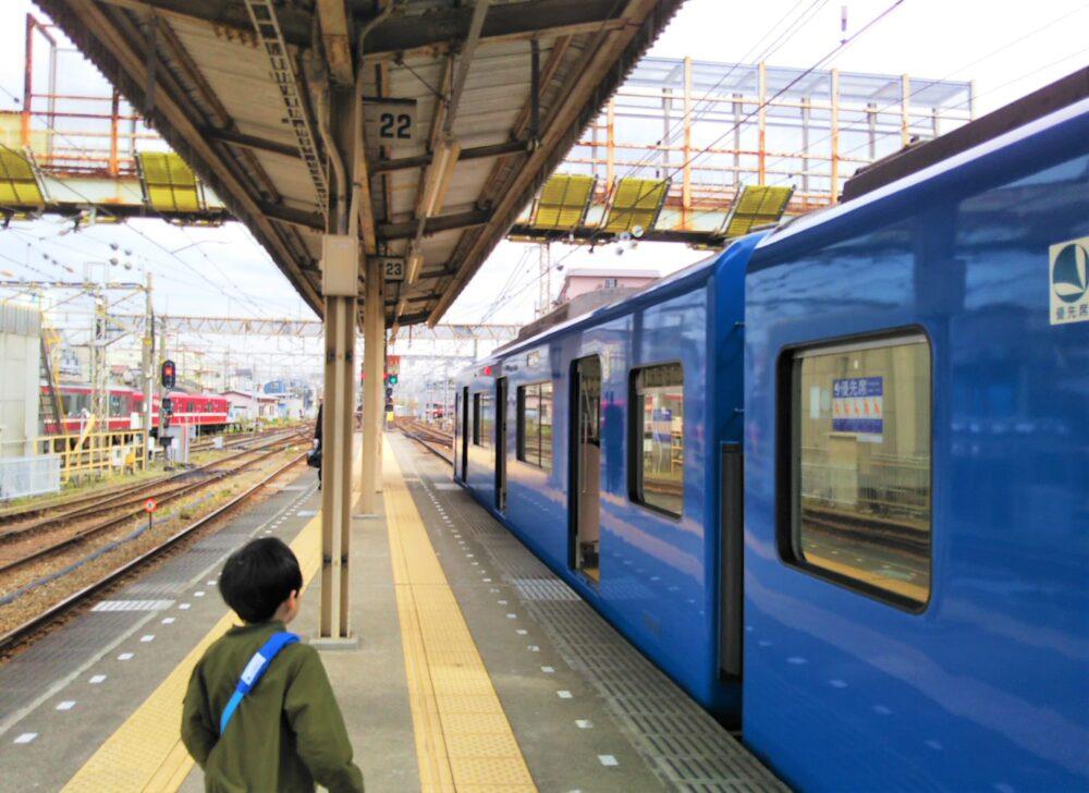 京急線のブルースカイトレイン