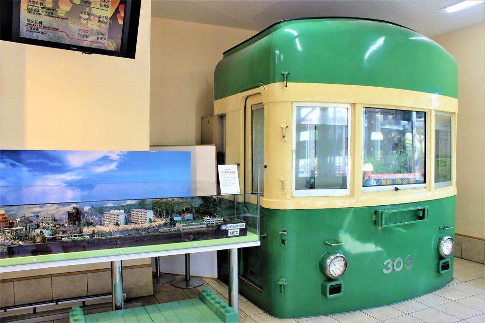 江ノ電|江ノ島駅にある待合室